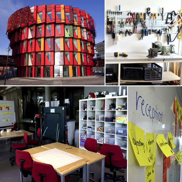 Kuggen and the design studio